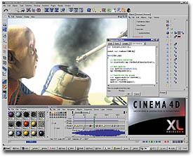 Maxon Cinema 4D XL 6